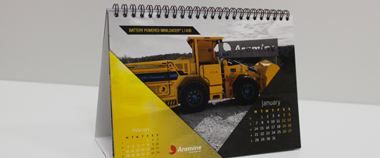 Calendar aramine featured