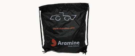 Aramine Cinch Bag featured