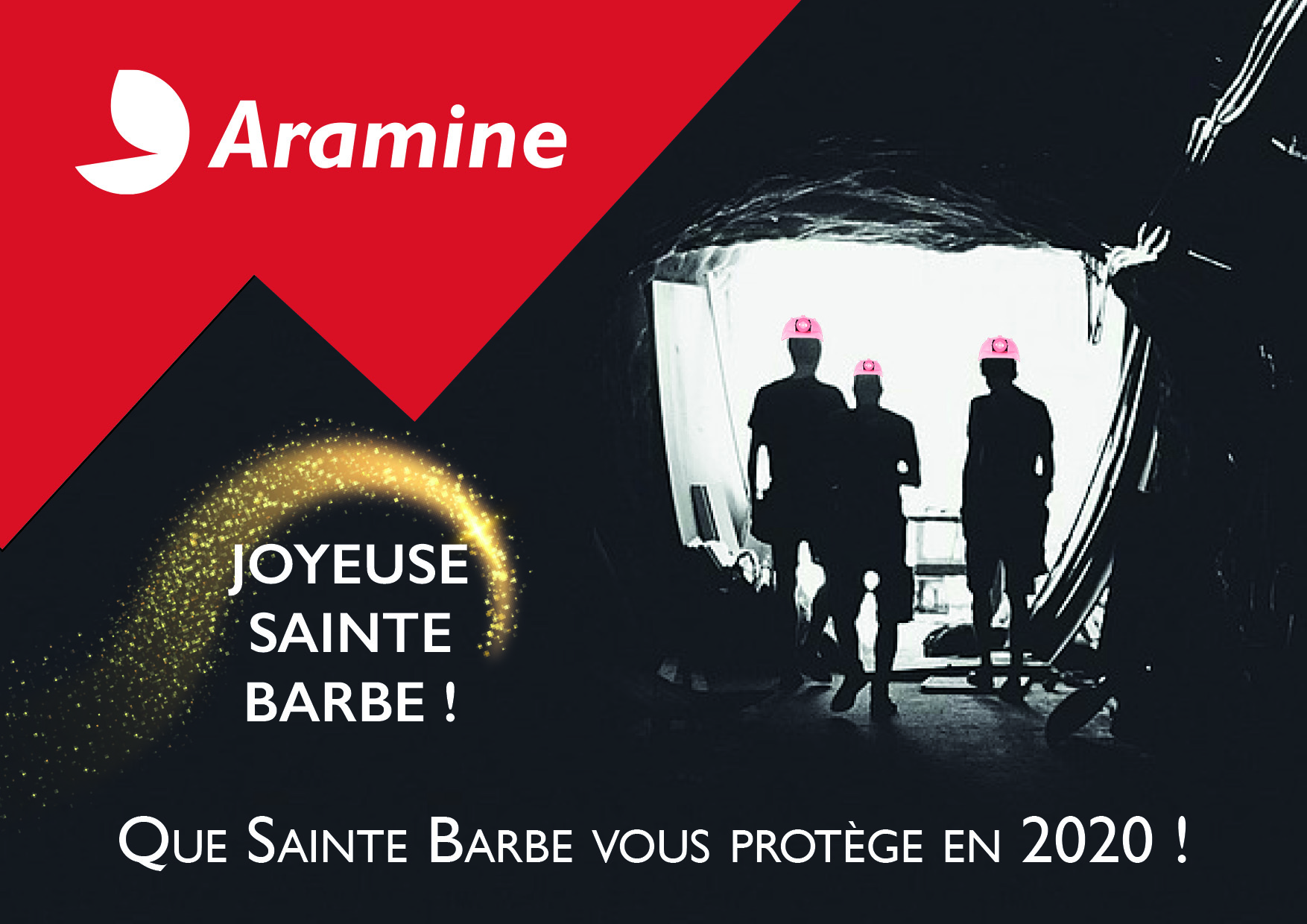 Sainte Barbe 2019