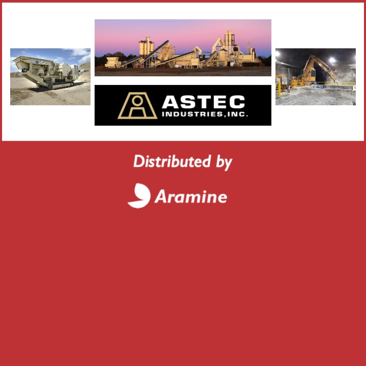 [PARTERSHIP] ARAMINE and Astec Industries